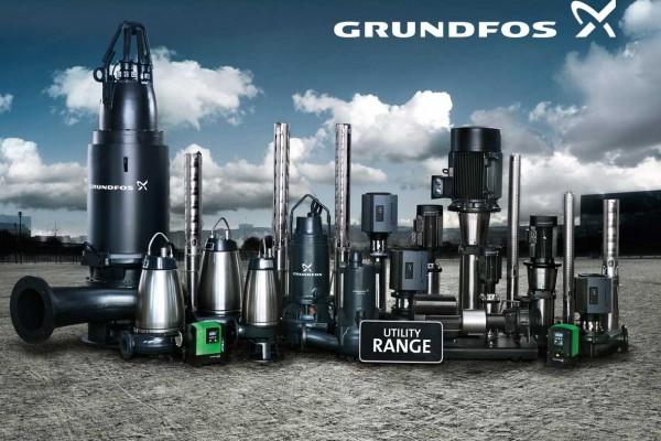 OLOOSON Grundfos Pompe Acvacultura
