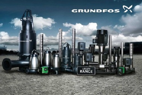 OLOOSON Grundfos Aquaculture Pumps