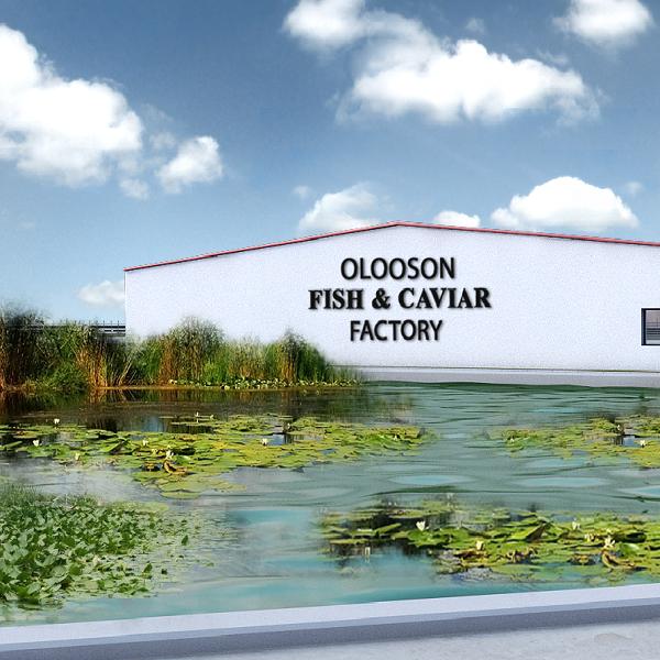 OLOOSON Proiectare Ferme Acvacultura