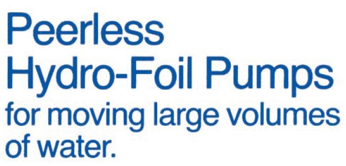 OLOOSON Grundfos Peerless Pompe Acvacultura