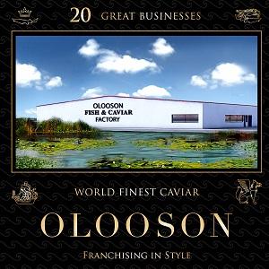 OLOOSON Business Plan Caviar Farm 15.000 kg year